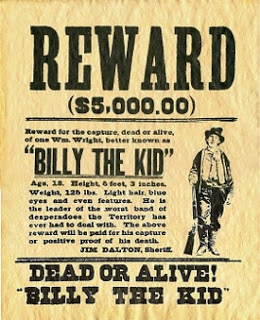 "La increíble historia del forajido Billy ""The Kid"", Parte 2"