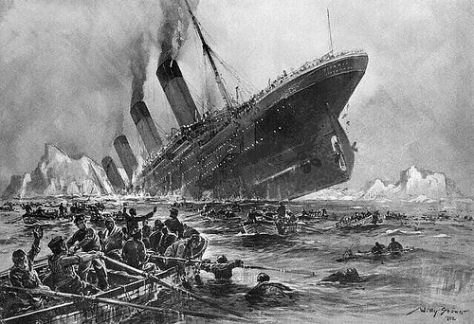 «Futility, or the Wreck of the Titan»: el libro que predijo el hundimiento del Titanic
