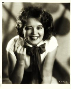 Clara Bow: la primera «It Girl» del mundo hollywoodense