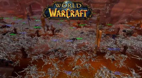 World of Warcraft: El primer caso registrado de una epidemia digital