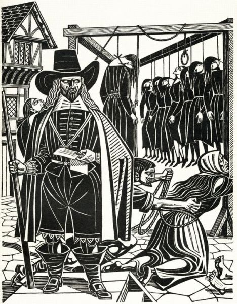Matthew Hopkins, el falso cazador de brujas