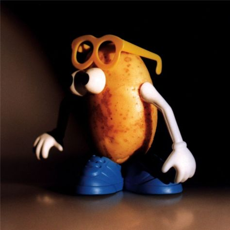 El origen de Mr. Potato Head